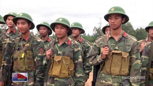 Trường quân sự Quân khu 5 nâng cao chất lượng đào tạo Hạ sĩ quan