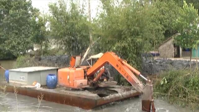Đồng bằng sông Cửu Long: Khu vực cách biển 20 - 25km vẫn nằm trong vùng rủi ro thiệt hại do hạn, mặn
