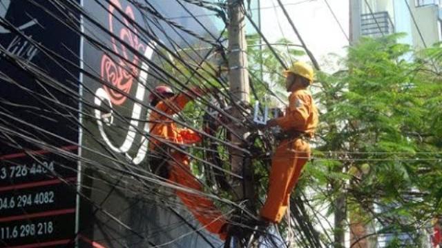 """Ngầm hóa lưới điện, chỉnh chu """"nhan sắc"""" cho TP.HCM"""