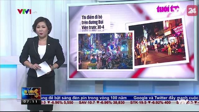 Trung thâm TP HCM sẽ thành khu đi bộ rộng hàng trăm hecta? | VTV24