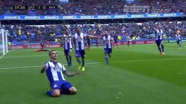 Tin Thể Thao 24h (07h00 - 13/3): Barcelona Bất Ngờ Thất Bại Trước Deportivo