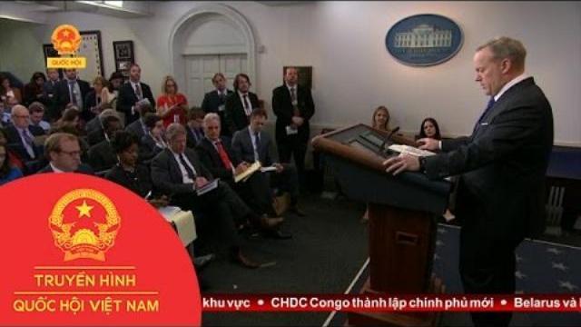 Thời sự - Tổng thống Mỹ sa thải Giám đốc FBI