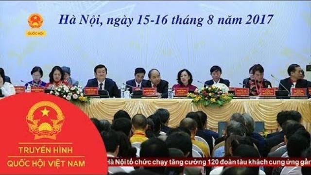 Đại hội đại biểu toàn quốc lần thứ X Hội chữ thập đỏ Việt Nam | Thời Sự | THQHVN