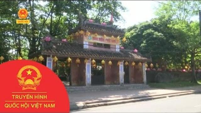 Thời sự - Cố Đô Huế Trang Nghiêm Chào Đón Lễ Phật Đản