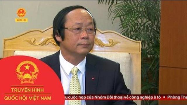 Thời sự - Phỏng vấn Thứ trưởng Bộ Tài nguyên & Môi trường trước thềm Hội nghị chuyên đề IPU