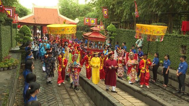 Tin Tức 24h: Đền Hùng đón 1 triệu lượt du khách trong ngày Giỗ Tổ