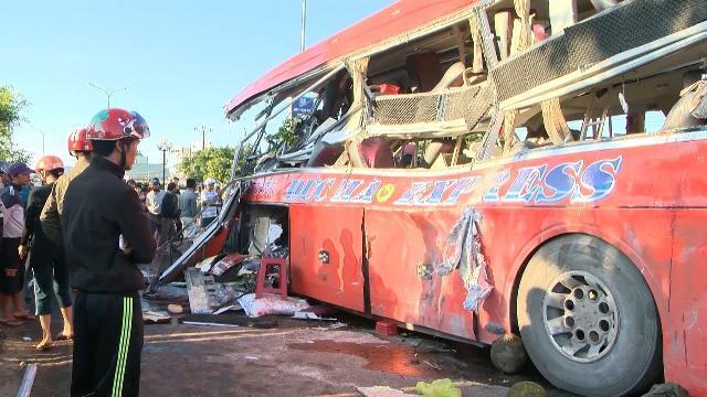 Vụ tai nạn ở Gia Lai: Không có ma túy trong mẫu máu của tài xế xe tải