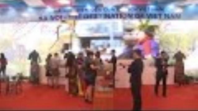 Tin Tức 24h Mới Nhất: Khai mạc Hội chợ Du lịch quốc tế Hà Nội 2017