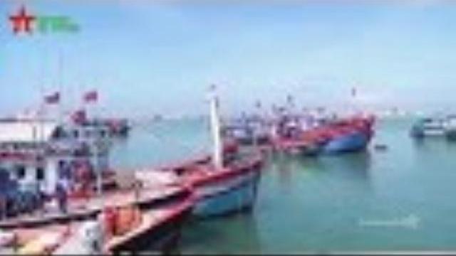 Cảnh sát biển Việt Nam sát cánh cùng ngư dân đảo Lý Sơn