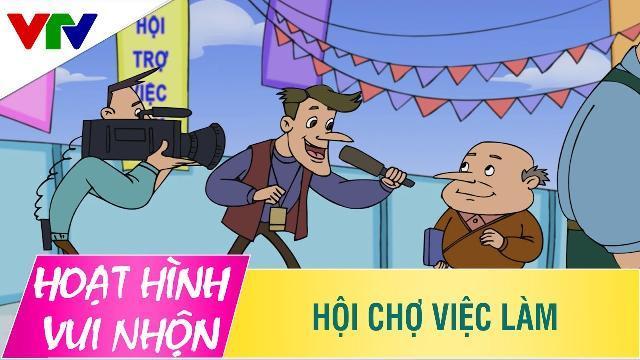 Phim hoạt hình mới | Hội Chợ Việc Làm | Phim hoạt hình hay 2017