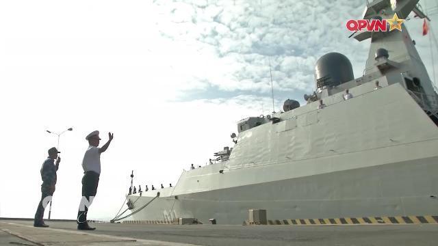 Thời sự Quốc phòng Việt Nam ngày 15/3/2017: Tàu chiến Việt Nam tham dự triển lãm quốc tế LIMA
