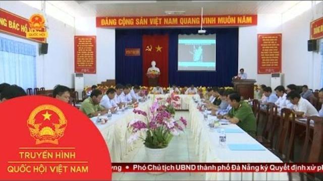 Thời sự - Cà Mau Xây Dựng Khu Dân Cư Trên Tuyến Đường Hồ Chí Minh