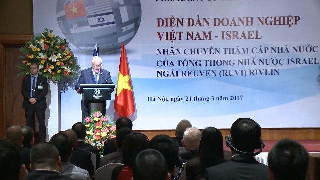 Tin Tức 24h: Tăng cường hợp tác doanh nghiệp Việt Nam - Israel