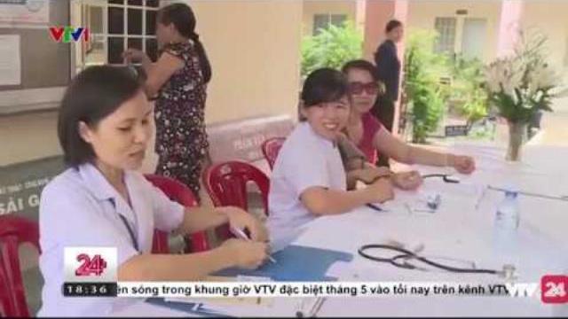 Các trạm y tế xã tại TP. Hồ Chí Minh được nâng cấp | VTV24