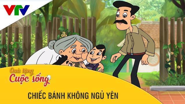 Phim hoạt hình Quà Tặng Cuộc Sống | Chiếc Bánh Không Ngủ Yên | Phim hoạt hình hay nhất 2017