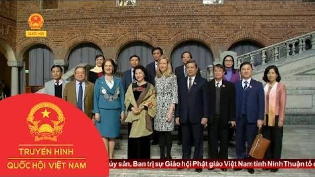 Thời sự - Tăng Cường Hợp Tác Hữu Nghị, Toàn Diện Giữa Quốc Hội Việt Nam Với Các Nước Châu Âu