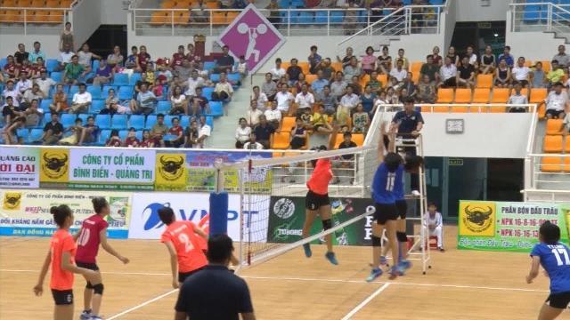 Tin Tức 24h: Khai mạc Giải vô địch bóng chuyền trẻ toàn quốc 2017