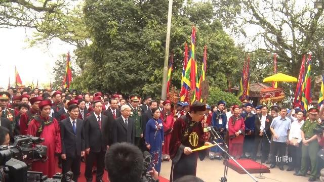Giỗ Tổ Hùng Vương - Sự khởi nguồn của tinh thần đại đoàn kết dân tộc