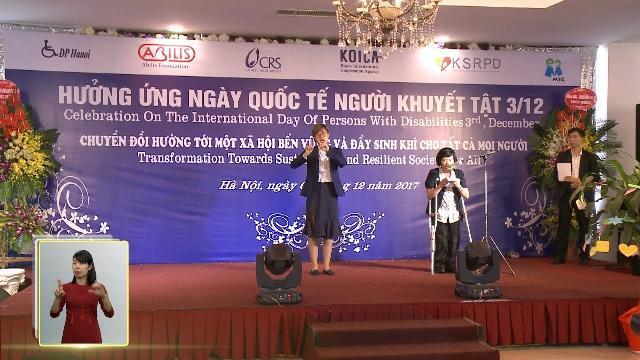 Thắp sáng niềm tin: Quyền người khuyết tật thông qua lăng kính các bạn trẻ
