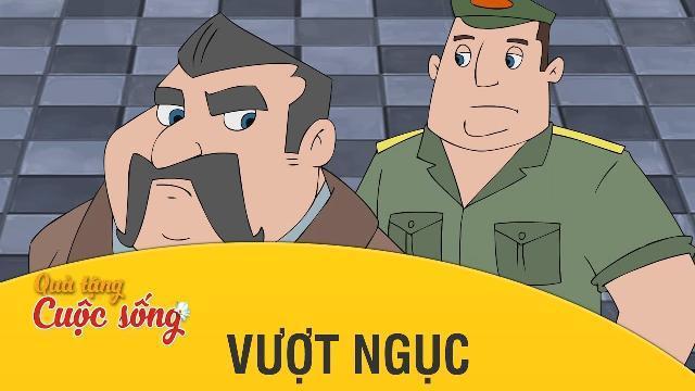 Quà tặng cuộc sống - VƯỢT NGỤC - Phim hoạt hình hay nhất 2017 - Phim hoạt hình Việt Nam