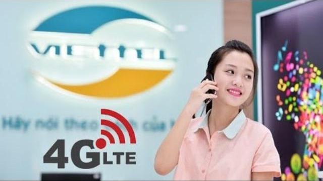 Viettel đã phủ sóng 4G 99% quận, huyện trên cả nước
