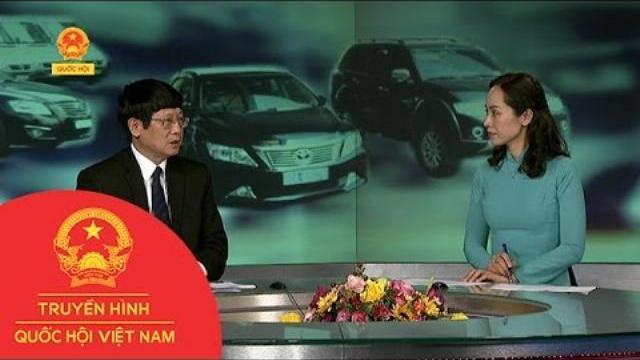 Câu chuyện hôm nay - Cần sửa đổi quy định quản lý xe công