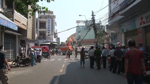 Tin Tức 24h: Sập nhà hai tầng, một người tử vong ở Bình Định