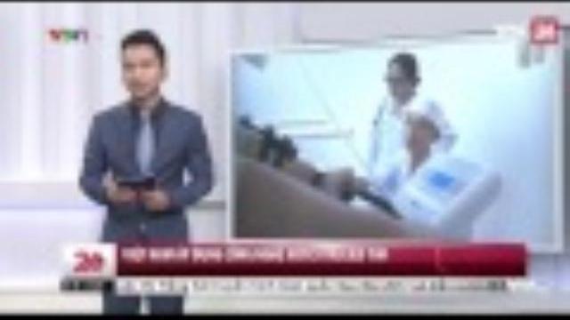 Lần Đầu Tiên Áp Dụng Công Nghệ Vật Lý Trị Liệu Cho Tim Ở Việt Nam - Tin Tức VTV24