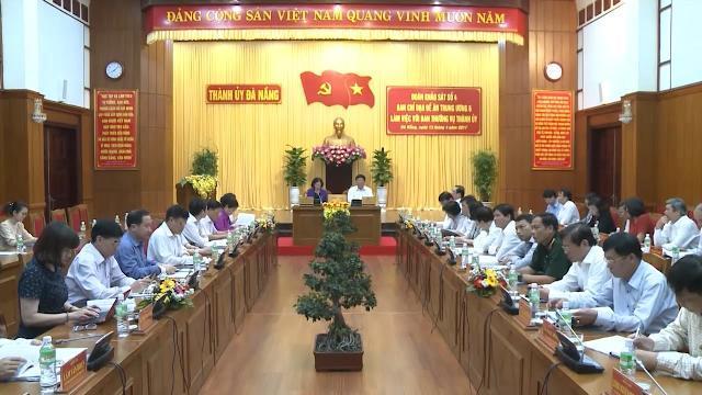 Đà Nẵng đề nghị thí điểm mô hình chính quyền đô thị ba cấp hành chính