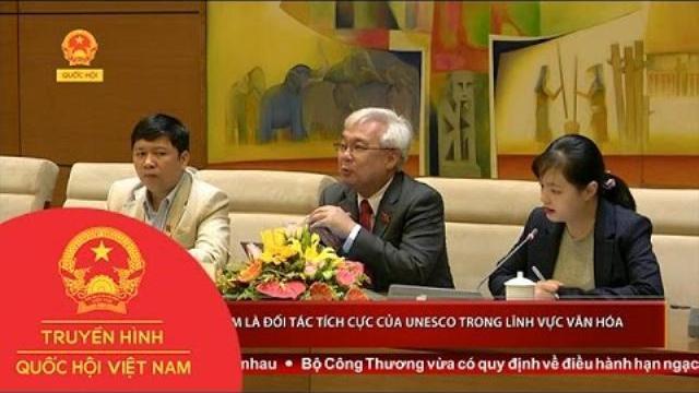 Thời sự - Việt Nam là đối tác tích cực của Unesco trong lĩnh vực văn hóa