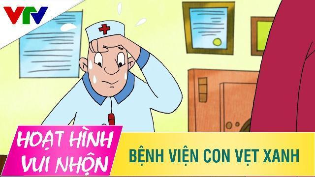 Phim hoạt hình mới | Bệnh Viện Con Vẹt Xanh | Phim hoạt hình hay 2017
