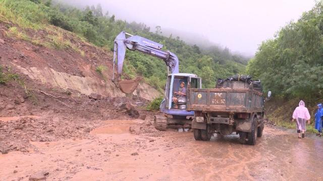 Gần 405 tỷ đồng triển khai khẩn cấp 4 công trình khắc phục hậu quả thiên tai ở Phú Yên