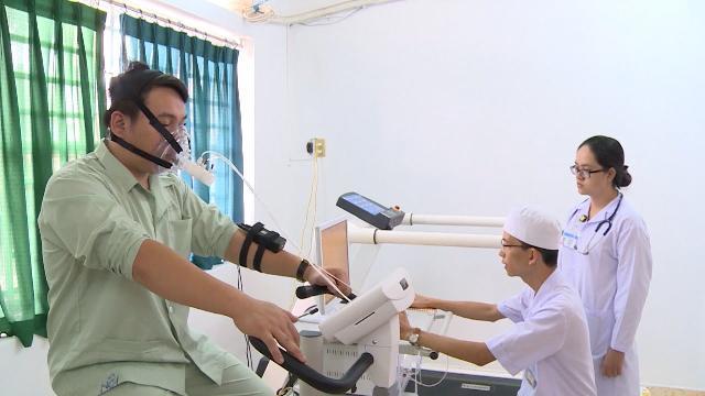Tin Tức 24h: Áp dụng kỹ thuật vật lý trị liệu phục hồi chức năng tim
