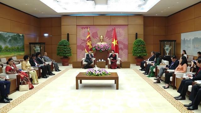 Tin Tức 24h Mới Nhất: Chủ tịch Quốc hội tiếp Thủ tướng Sri Lanka