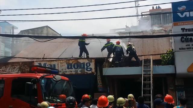 Tin Tức 24h: Một nhà dân bị cháy hai lần trong ngày do chập điện