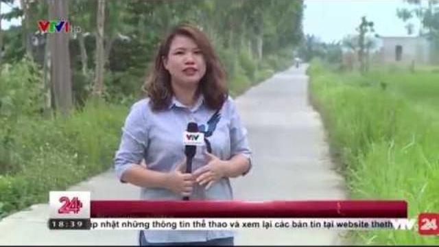 Đóng góp của người dân trong việc xây dựng nông thôn mới | VTV24