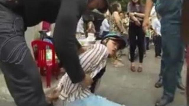Camera giấu kín: Bắt cướp giữa trung tâm Sài Gòn
