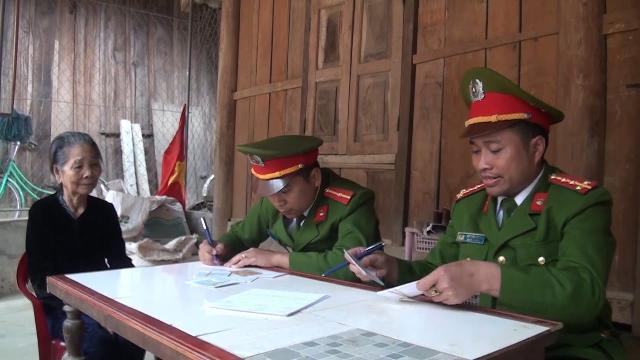 Tin Tức 24h | Nghệ An: Về bản làm chứng minh nhân dân giúp đồng bào