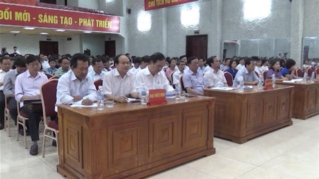 Đoàn đại biểu Quốc hội tỉnh tiếp xúc cử tri công nhân lao động ngành than Quảng Ninh