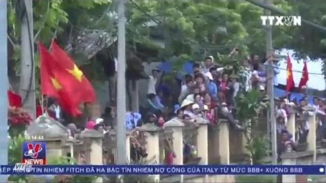 Toàn cảnh vụ tranh chấp đất đai tại Đồng Tâm, Mỹ Đức, Hà Nội