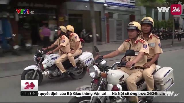 Lập nhóm phản ứng nhanh chống ùn tắc giao thông - Tin Tức VTV24