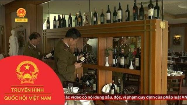 Thời sự - Hà Nội tăng cường tổng kiểm tra các cơ sở sản xuất, kinh doanh rượu