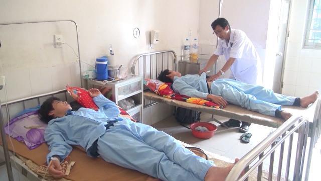 Tin tức 24h: 8 người ở Phú Yên bị ngộ độc thực phẩm