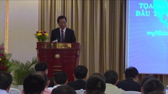 Tăng cường kết nối cộng đồng doanh nghiệp Việt Nam đầu tư kinh doanh tại Campuchia