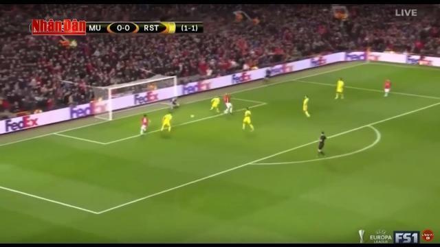Tin Thể Thao 24h Hôm Nay (19h45 - 17/3): Pogba Chấn Thương, Man Utd Lê Lết Vào Tứ Kết Europa League