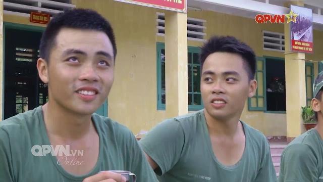 Câu chuyện thú vị về 2 anh em sinh đôi ở Trung đoàn 971