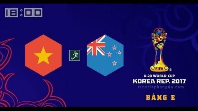 U20 World Cup: U20 Việt Nam vs U20 New Zealand | Thông tin trước trận đấu