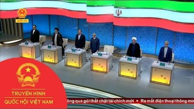 Bầu cử Tổng thống Iran | Thời Sự | THQHVN