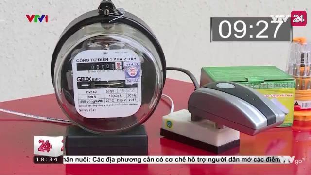 Thực hư thiết bị tiết kiệm 30-50% tiền điện hàng tháng | VTV24