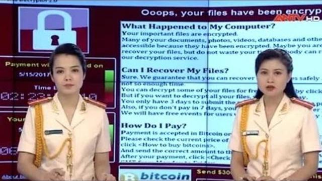 49% máy tính Việt tồn tại lỗ hổng cho WannaCry tấn công